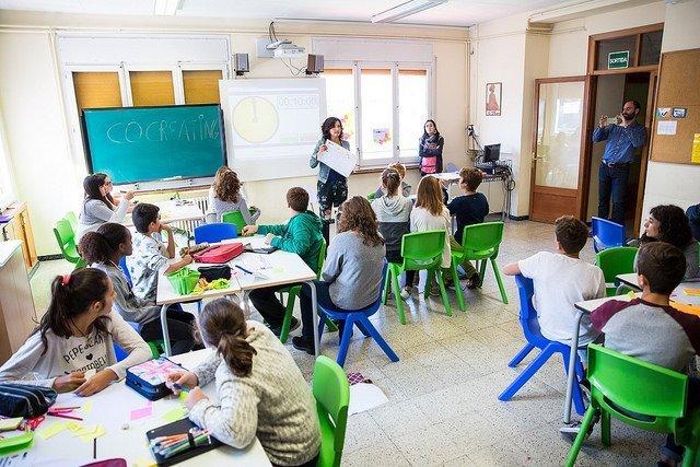 """Montse Jiménez: """"Hacer un cambio educativo es una responsabilidad"""""""