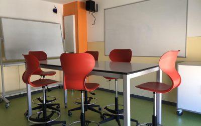 """Toni Aguilar: """"Los ambientes del colegio condicionan el aprendizaje"""""""