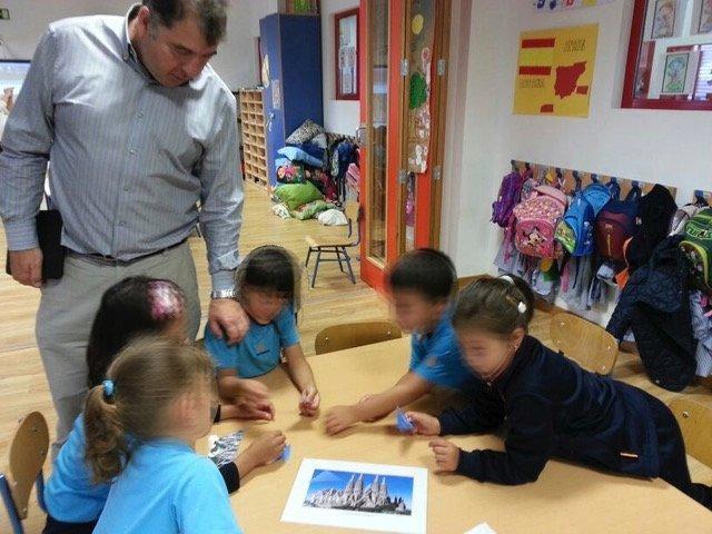 """Pedro Yedra: """"La verdadera autoridad del profesor la dan los alumnos"""""""