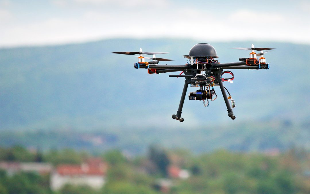"Aprender con drones, un ejemplo perfecto de ""learning by doing"""
