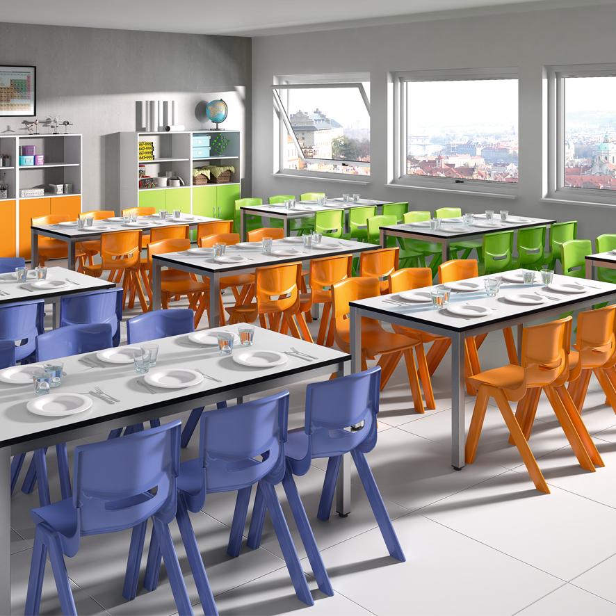 luca mirplay school On comedor escolar