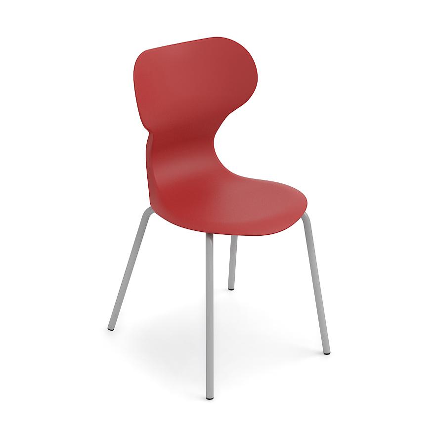 silla mobiliario escolar